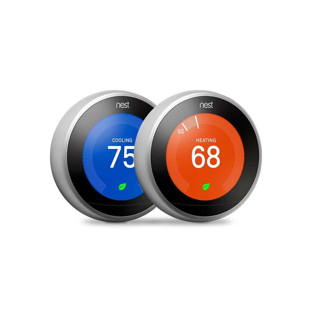 Nest Thermostat 3rd Edition